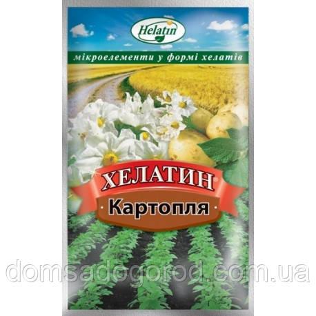Хелатин КАРТОПЛЯ Helatin 50 мл