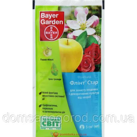 Фунгицид ФЛИНТ СТАР 520 SC к.с. Bayer 5 мл