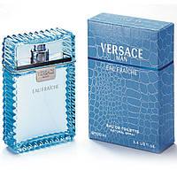 Мужская туалетная вода  Versace Man Eau Fraiche 100 ml  реплика