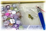 Картина по номерам Цветы и бабочки, 30x40 (AS0216), фото 3