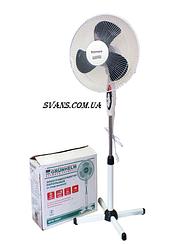 Вентилятор напольный 40 Вт Grunhelm GFS-1621