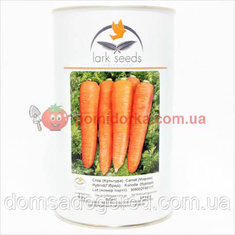 Морква КУРОДА Lark Seeds 500 г