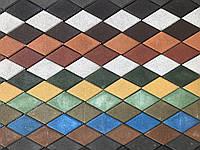 Тротуарная плитка Ромб стенд 2, фото 1