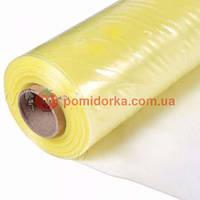 Пленка полиэтиленовая тепличная Пластмодерн 1500мм-100-мкм-1 м 12 мес. (100 м в рулоне)