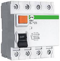 Реле захисного відключення Промфактор РЗВ Standart 3P+N, 30-300мА, 25-100А
