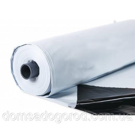 Двошарова плівка поліетиленова чорно-біла 3,6 м-70-мкм-120м