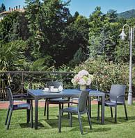 Садовая мебель Ротанг PRINCE  10 стульев EUROHIT Garden, фото 1