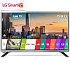 Телевизор LG 32LJ590U (SmartTV, Wi-Fi, 50 Гц,HD, DVB-С/T2/S2)