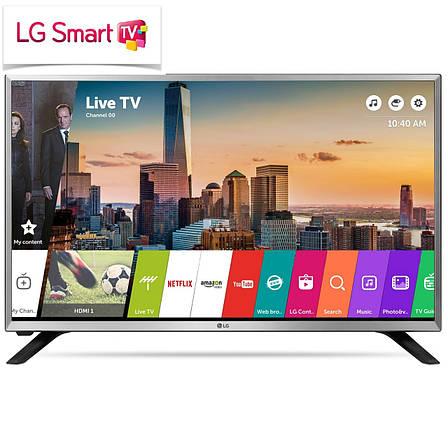 Телевизор LG 32LJ590U (SmartTV, Wi-Fi, 50 Гц,HD, DVB-С/T2/S2), фото 2