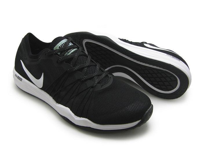 Кроссовки мужские Nike Dual Fusion.Черные,сетка