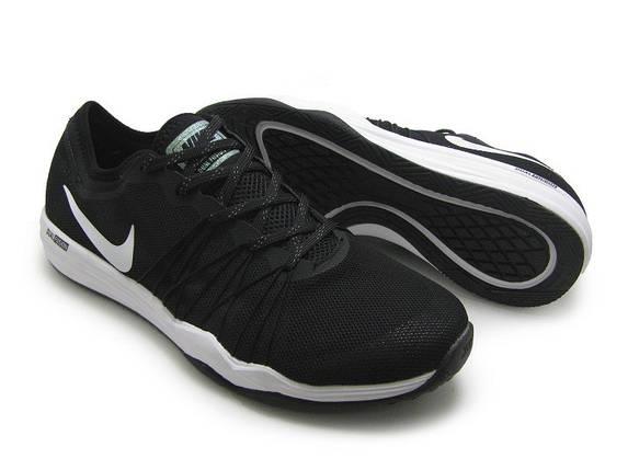 Кроссовки мужские Nike Dual Fusion.Черные,сетка, фото 2