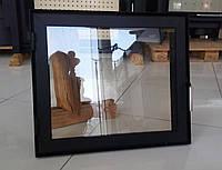 Дверца для камина 523 x 445 мм с огнеупорным стеклом