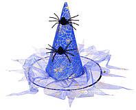 Шляпа Ведьмы с пауками, фото 1