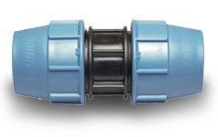 Муфта соединительная 20 х 20 мм