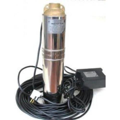 Насос глибинний Водолій 0.5-63-У 1270 Вт, 60 л/хв, тиск 90 м