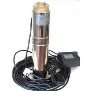 Насос глибинний Водолій 0.5-63-У 1270 Вт, 60 л/хв, тиск 90 м, фото 2