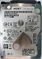 HDD 200GB 7200 SATA3 2.5 Hitachi HTS725020A7E630 1T16615U, фото 1