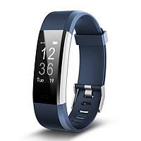 Fitness Tracker Lemfo ID115 HR Plus (Синий)