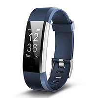 Fitness Tracker Lemfo ID115 HR Plus (Синий), фото 1