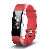 Fitness Tracker Lemfo ID115 HR Plus (Красный), фото 1