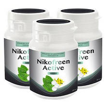 Nikofreen Active (Никофрин Актив) - драже от курения