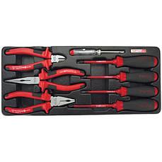 Набор инструмента TOPTUL GAAT0809 1000V в ложементе (8 предметов)