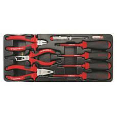 Набор инструмента TOPTUL GAAT0810 1000V в ложементе (8 предметов)