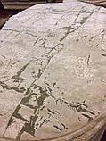 АКРИЛОВИЙ КИЛИМ SETENAY 12742 ЗЕЛЕНИЙ З БЕЖЕВИМ, фото 2