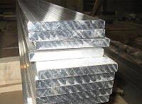 Херсон алюминиевая шина марки АД31 АД0 электротехническая полосы алюминий толщ 2 3 4 5 6 7 8 9 10 мм