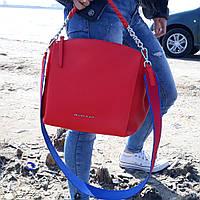 Брендовая женская сумка с ремнем филипп плейн philipp plein ( копия)