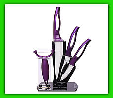 Набор керамических ножей KITCHEN KING KK-5CRE-A 5 предметов