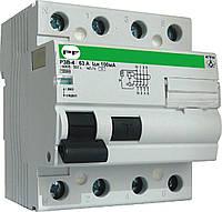 Реле захисного відключення Промфактор РЗВ EVO 3P+N, 30-300мА, 25-100А