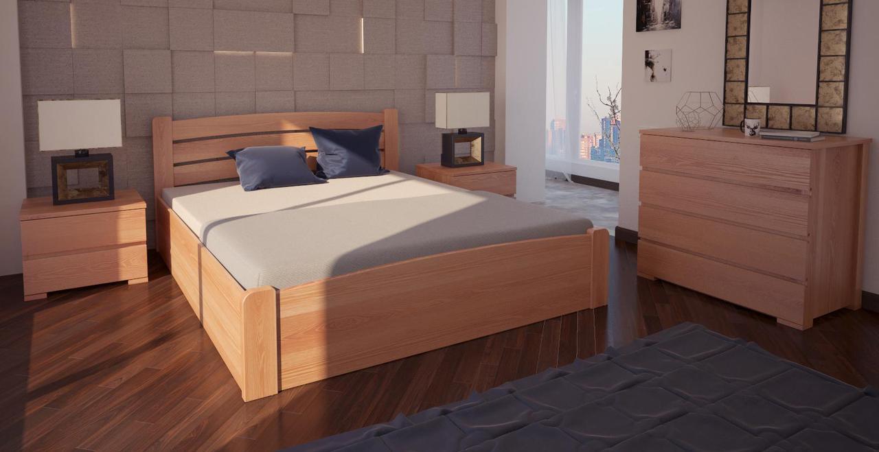 Кровать ХМФ Сидней с механизмом (160*200)
