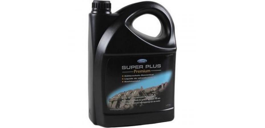 Охлаждающая жидкость Ford Super Plus (WSS-M97B44-D) 5л.