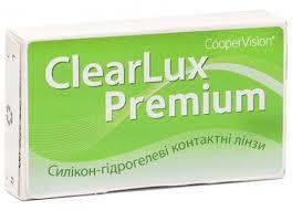 Контактные линзы на месяц ClearLux Clarity -5,25 1шт