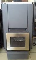 Дровяная печь PAL PK 12 (с выносом) - стекло 200x160мм