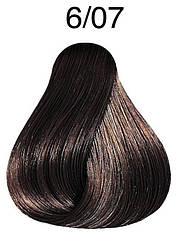 Крем-краска Londa Professional Londacolor 6/07 — Темный блондин Натурально-Коричневый