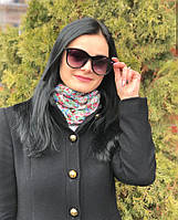Женские  солнцезащитные очки Dior 2018 черные