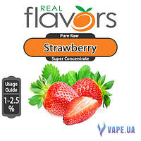 Ароматизатор Real Flavors Super Concentrate Strawberry (Клубника)