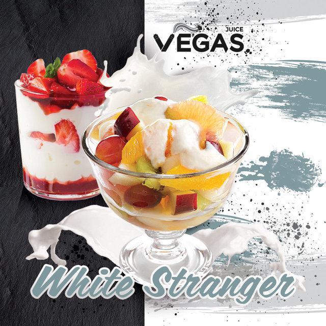 Vegas - White Stranger, 60 мл.