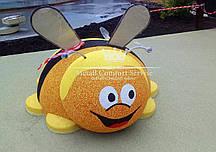 """Фигура на детскую площадку из каучука """"Пчелка"""""""