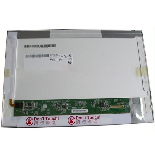 """Матрица для ноутбука AUO 11,6"""" B116XW02 V.0 HD(1366x768) LED Glossy 40Pin"""