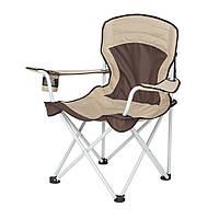 """Кресло """"Берег"""" d19 мм (коричневый-беж), фото 1"""