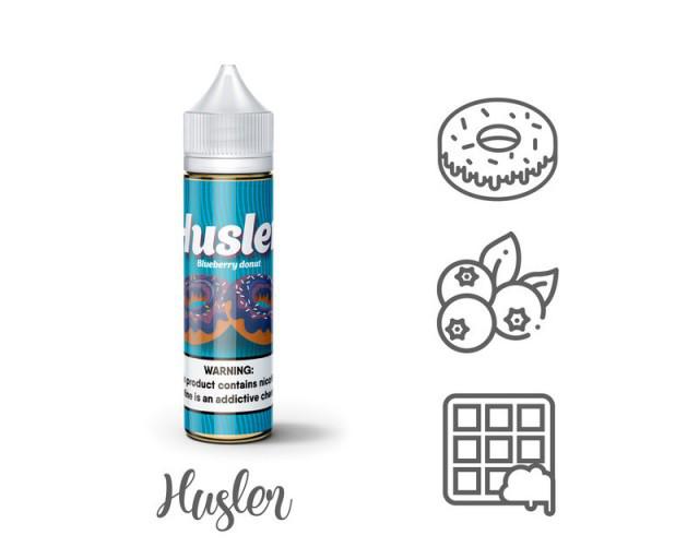 West Juice - Husler, 60 мл.