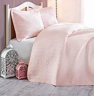 Покрывало 260х240 Cotton Box  Daily Розовый