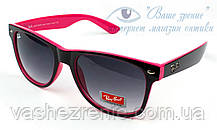 Окуляри жіночі, сонцезахисні окуляри Ray-Ban Wayfarer C-46
