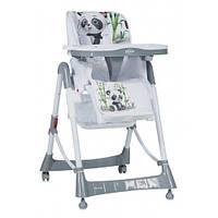 Cтульчик для кормления Bertoni PRIMO grey panda