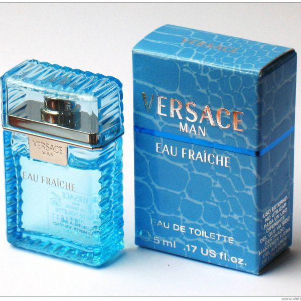 Лицензионная парфюмерия  Versace Man Eau Fraiche 100 ml  реплика
