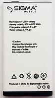 Аккумулятор Original для телефона Sigma Comfort 50 Slim, 800mAh