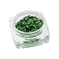 Ромбики - 05 зеленый